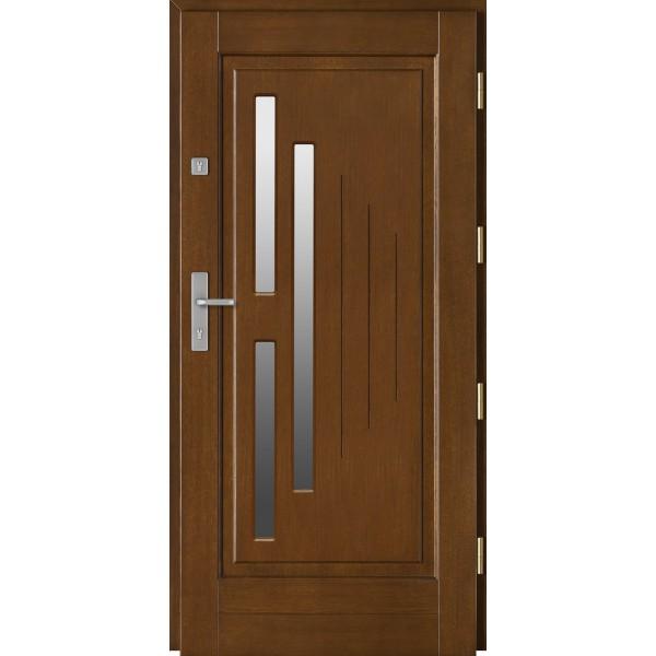 Drzwi zew. drewniane  Barański DB 03