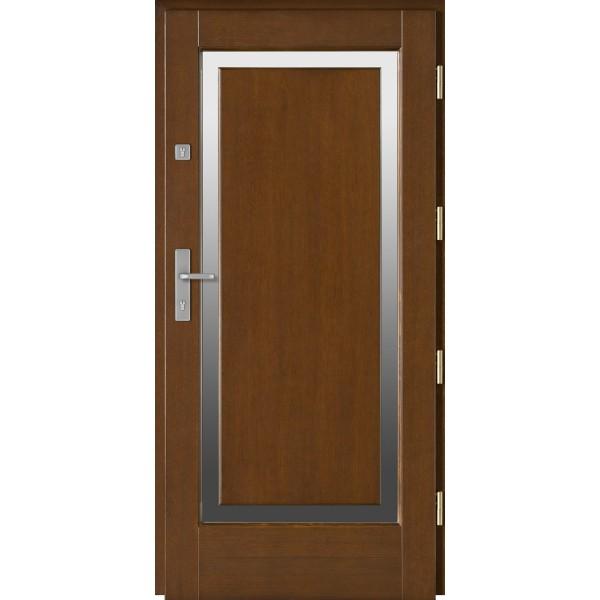 Drzwi zew. drewniane  Barański DB 04