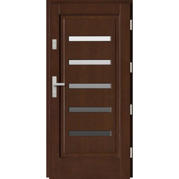 Drzwi zew. drewniane  Barański DB 07