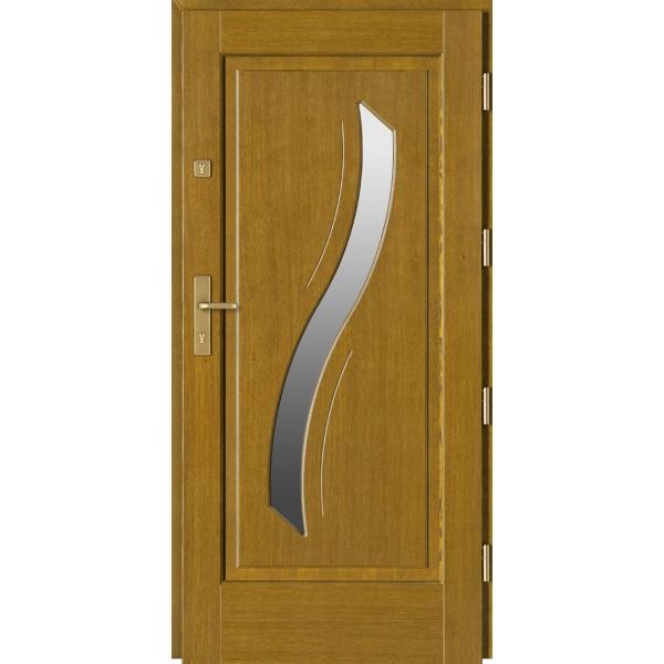 Drzwi zew. drewniane  Barański DB 09a