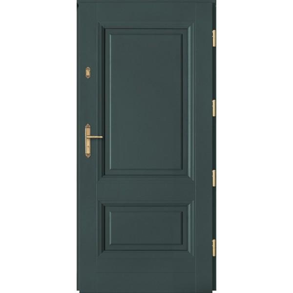 Drzwi zew. drewniane  Barański DB 106