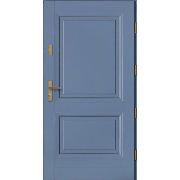 Drzwi zew. drewniane  Barański DB 106a