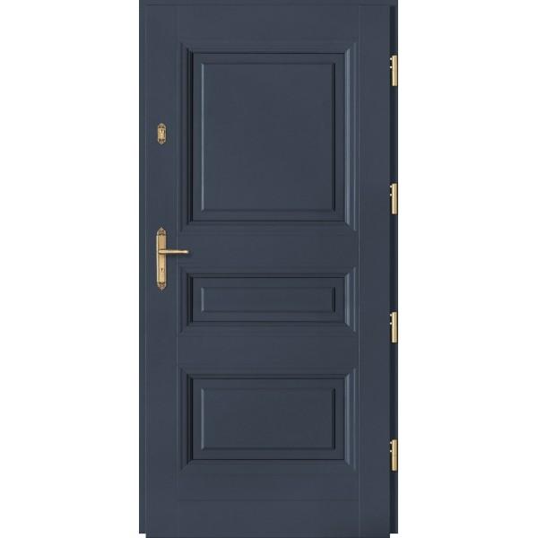 Drzwi zew. drewniane  Barański DB 107