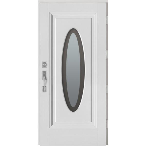 Drzwi zew. drewniane  Barański DB 108