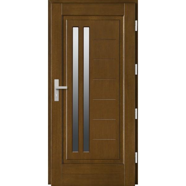 Drzwi zew. drewniane  Barański DB 11