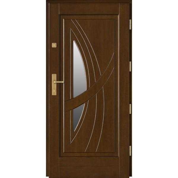 Drzwi zew. drewniane  Barański DB 14