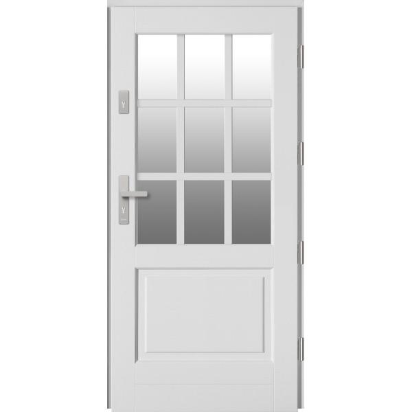 Drzwi zew. drewniane  Barański DB 159