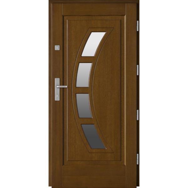 Drzwi zew. drewniane  Barański DB 17