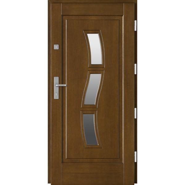 Drzwi zew. drewniane  Barański DB 18