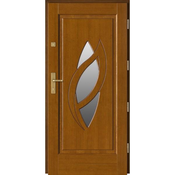 Drzwi zew. drewniane  Barański DB 20