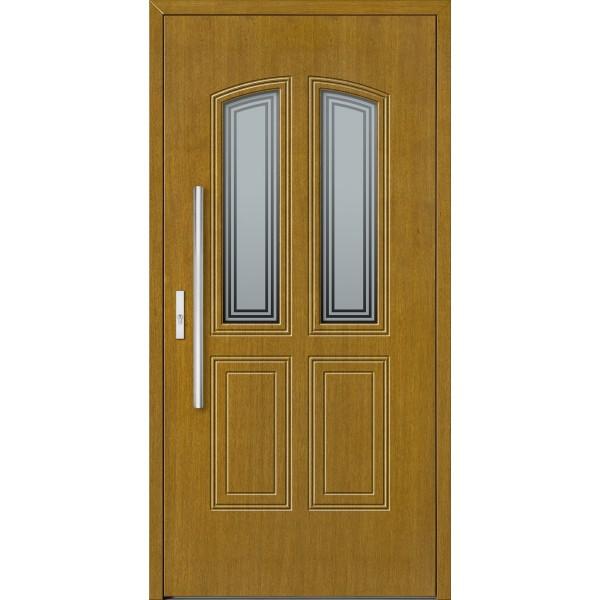 Drzwi zew. drewniane  Barański DB 202a