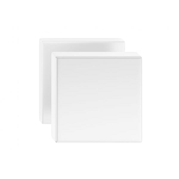 Klamka wew. Corona AEGIS Biały mat