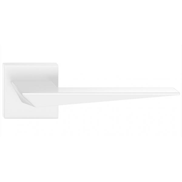 Klamka wew. Corona BLADE Biały mat