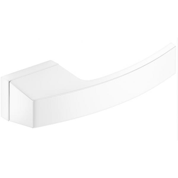 Klamka wew. Corona ARC Biały mat