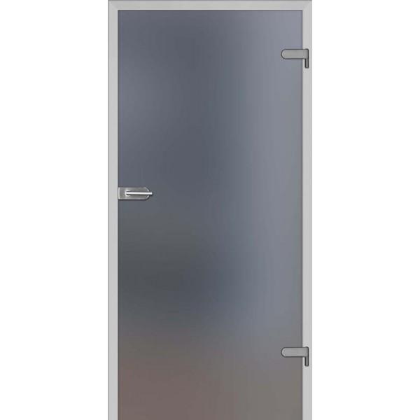 Drzwi wew. szklane DRE GALLA 1 - Grafitowe