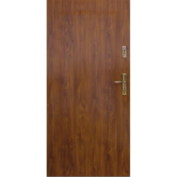 Drzwi zew. stalowe KMT Płaskie