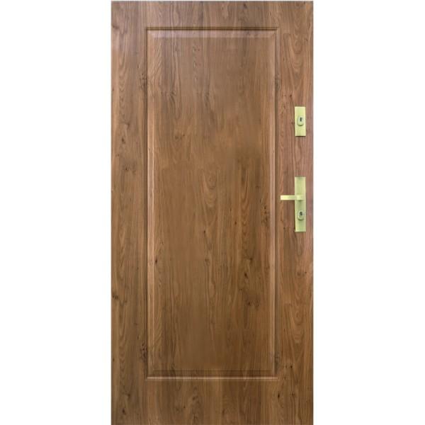 Drzwi zew. stalowe KMT Tłoczenie 10