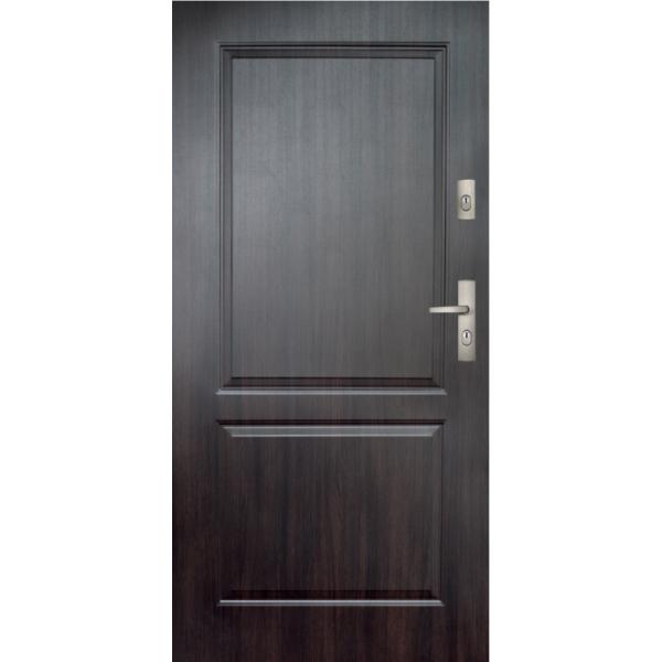 Drzwi zew. stalowe KMT  Tłoczenie 1