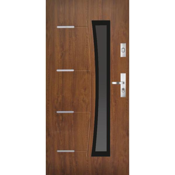 Drzwi zew. stalowe KMT PERFEKT 3