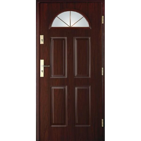 Drzwi zew. stalowe MIKEA Thermika Felc wzór 4C