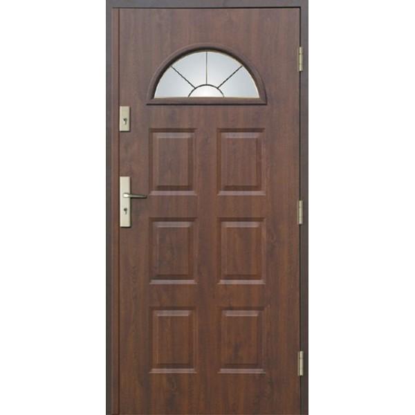 Drzwi zew. stalowe MIKEA Thermika Felc wzór 6C