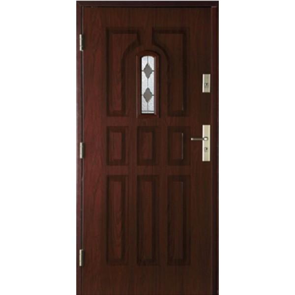 Drzwi zew. stalowe MIKEA Thermika Felc wzór 9B