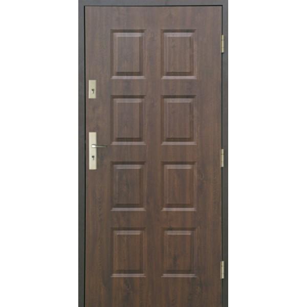 Drzwi zew. stalowe MIKEA Thermika Felc wzór 8