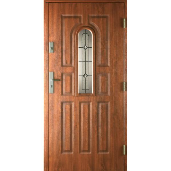 Drzwi zew. stalowe MIKEA Thermika Felc wzór 9A
