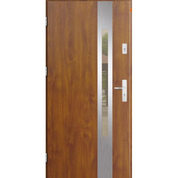 Drzwi zew. stalowe MIKEA Thermika Felc wzór ELEVA...