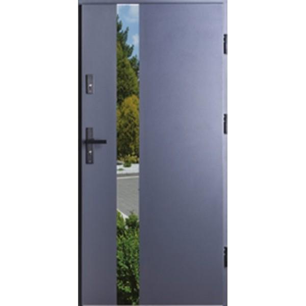 Drzwi zew. stalowe MIKEA Thermika Felc wzór SCALA...