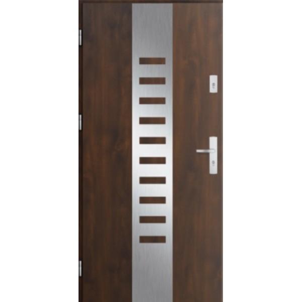 Drzwi zew. stalowe MIKEA Thermika Felc wzór Fuert...