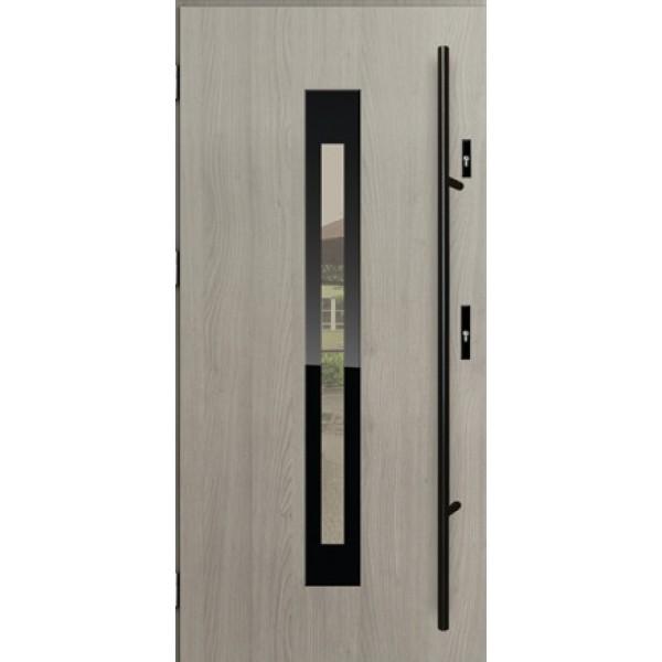 Drzwi zew. stalowe MIKEA Thermika Felc wzór MINOR...