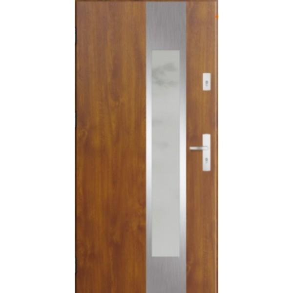 Drzwi zew. stalowe MIKEA Thermika Felc wzór Pulso...