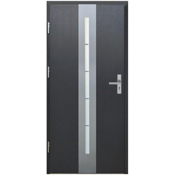 Drzwi zew. stalowe MIKEA Thermika Felc wzór CENTR...