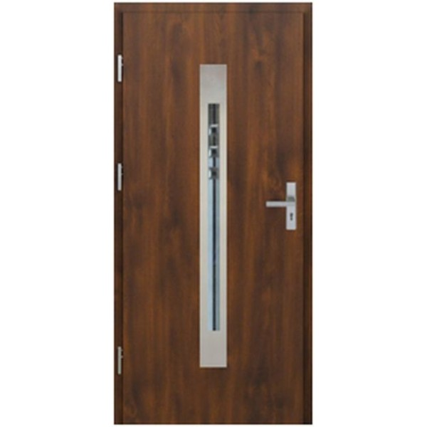 Drzwi zew. stalowe MIKEA Thermika Felc wzór CORTE
