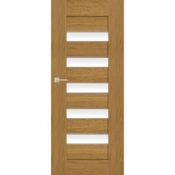 Drzwi wew. POL-SKONE SEMPRE ALU W02