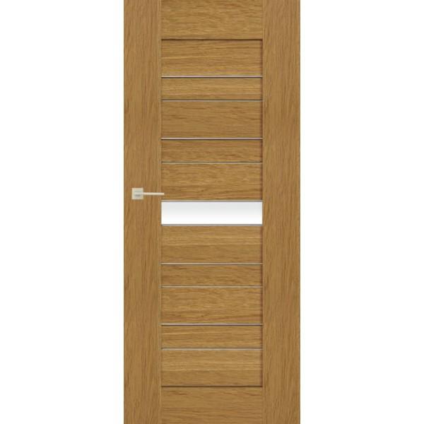 Drzwi wew. POL-SKONE SEMPRE ALU W02A