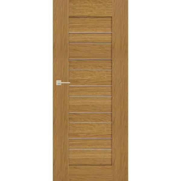 Drzwi wew. POL-SKONE SEMPRE ALU W02P
