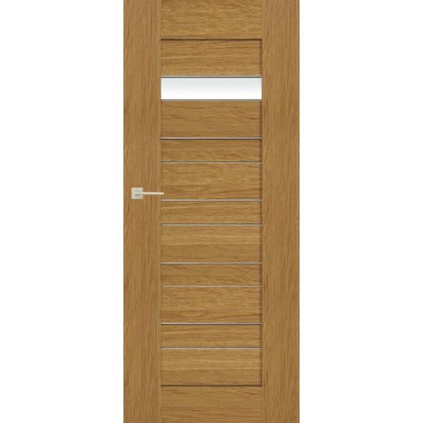 Drzwi wew. POL-SKONE SEMPRE ALU W02S1