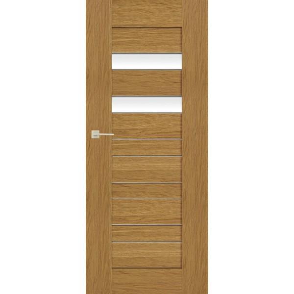 Drzwi wew. POL-SKONE SEMPRE ALU W02S2