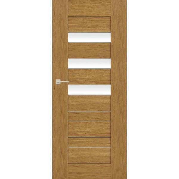 Drzwi wew. POL-SKONE SEMPRE ALU W02S3