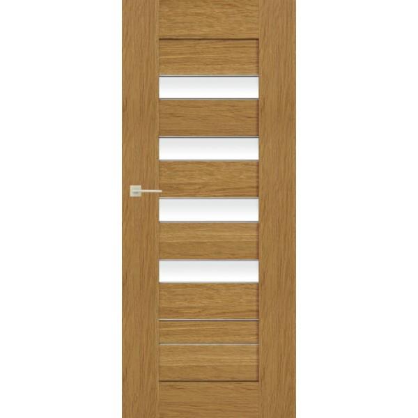Drzwi wew. POL-SKONE SEMPRE ALU W02S4