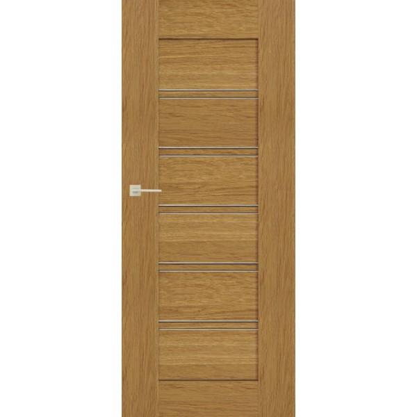 Drzwi wew. POL-SKONE SEMPRE ALU W03P