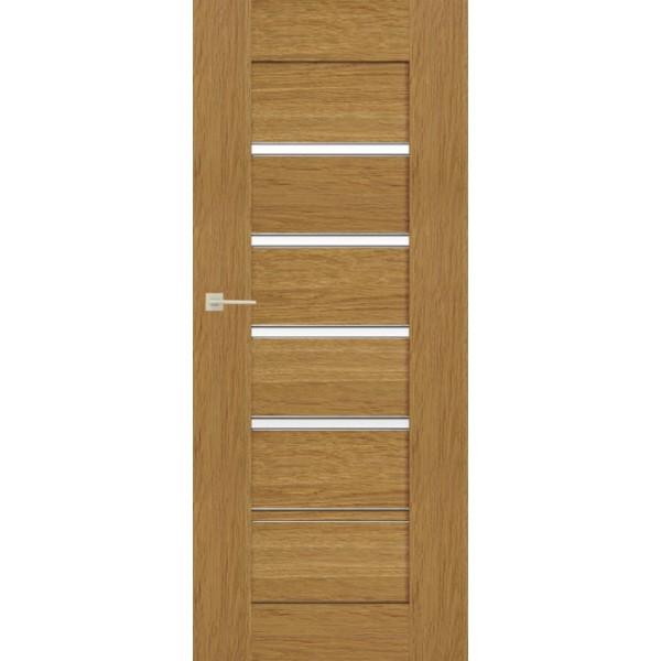 Drzwi wew. POL-SKONE SEMPRE ALU W03S4