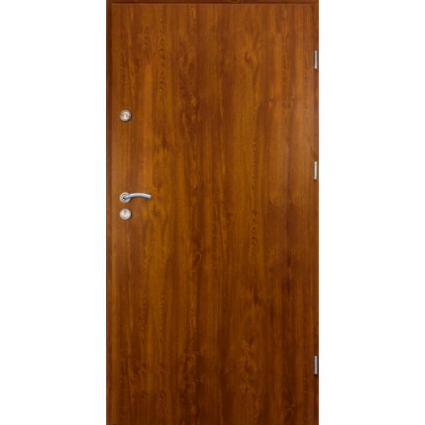 Drzwi techniczne met. PEŁNE ZŁOTY DĄB
