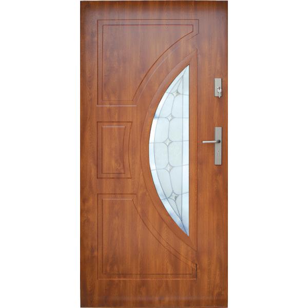 Drzwi zew. stalowe WIKĘD - WZÓR 10