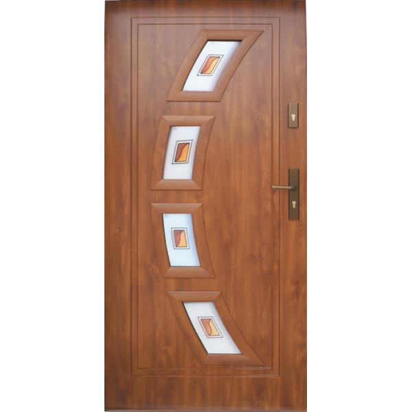 Drzwi zew. stalowe WIKĘD - WZÓR 11