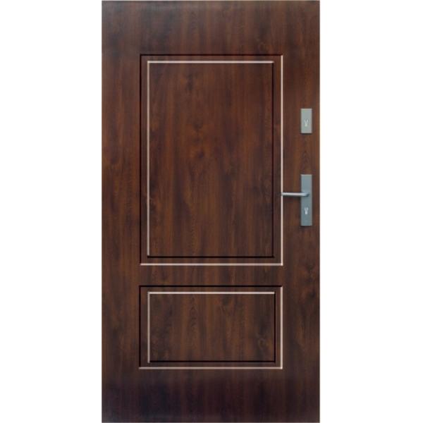 Drzwi zew. stalowe WIKĘD - WZÓR 14P