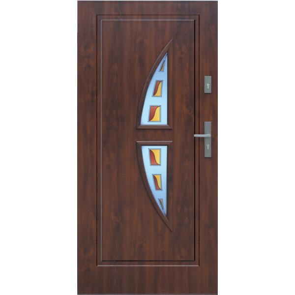 Drzwi zew. stalowe WIKĘD - WZÓR 15