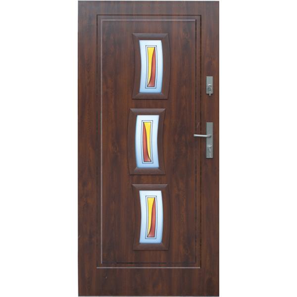 Drzwi zew. stalowe WIKĘD - WZÓR 16